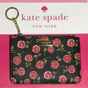 Kate Spade Bitsy Laurel Way Hazy Rose Card Case